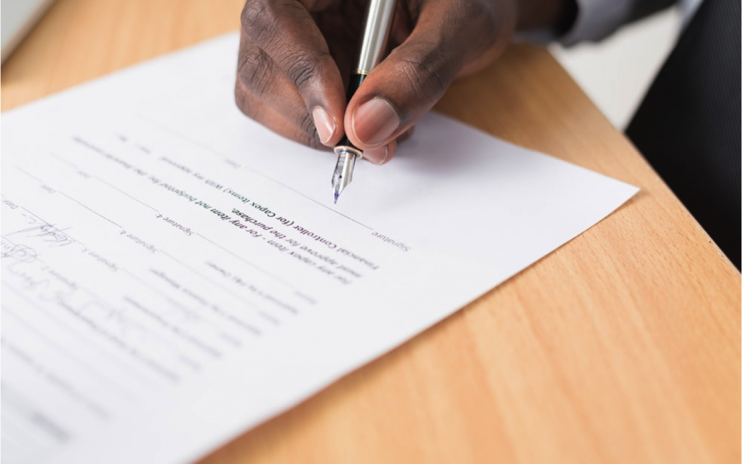 5 Tried and True Tips to Get A Contract Signed