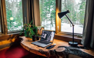The Efficient Home Office