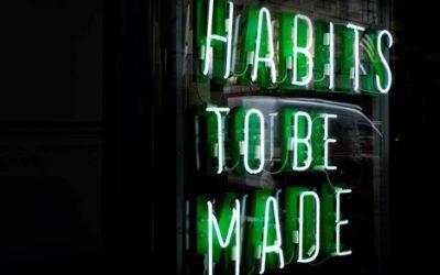 Making it a Habit